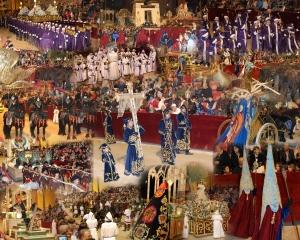 Collage Semana Santa 2