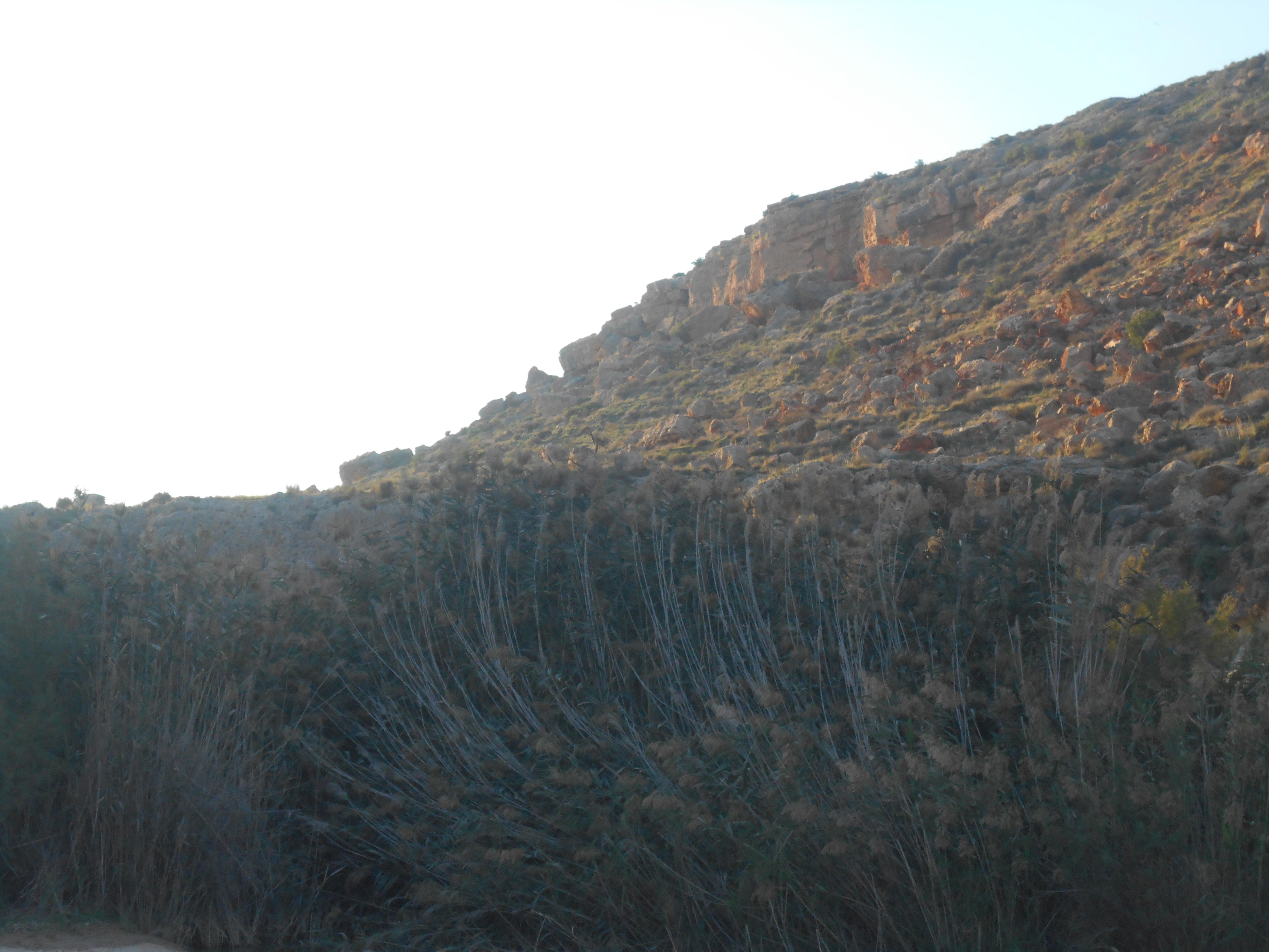 Mooie wandeling bij ba os de mula camping el zorro - Banos de mula el pozo ...